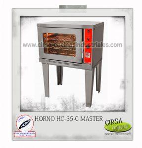 Horno HC-35-C MASTER