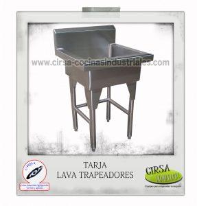 Tarja Lava trapeadores