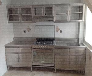 Fabricacion de Cocinas Intergrales en Acero inoxidable