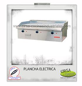 plancha electrica coriat