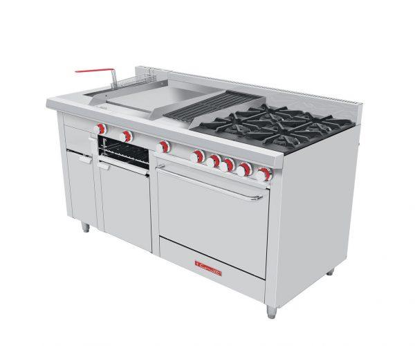 estufa multiple coriat premium